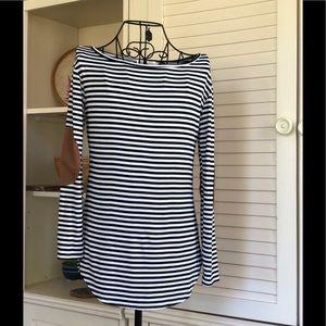 Tops - Striped Long Sleeve Tee